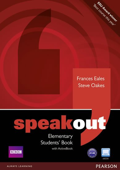 Eales Frances: Speakout Elementary Students´ Book w/ DVD/Active Book Multi-Rom Pack
