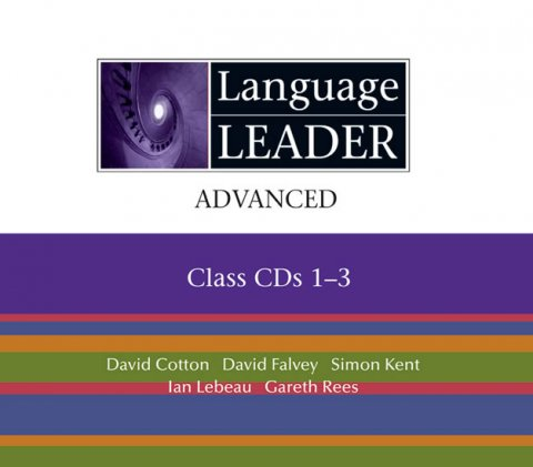 Kent Simon: Language Leader Advanced Class CDs