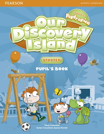 Lochowski Tessa: Our Discovery Island Starter Pupil´s Book