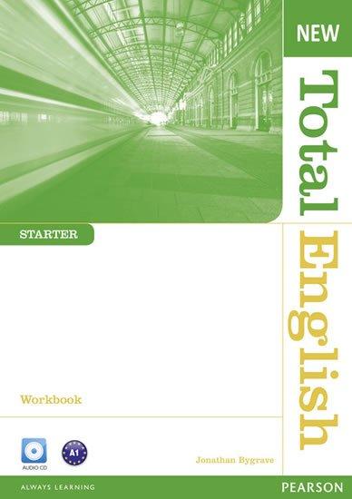 Bygrave Jonathan: New Total English Starter Workbook w/ Audio CD Pack (no key)