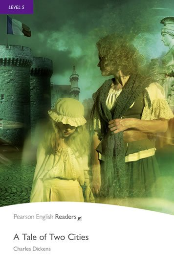 Dickens Charles: PER   Level 5: A Tale of Two Cities Bk/MP3 Pack