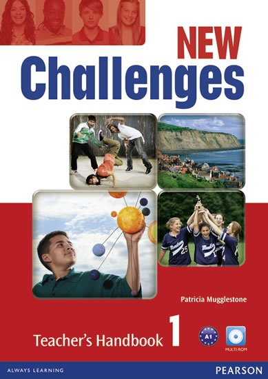 Mugglestone Patricia: New Challenges 1 Teacher´s Handbook w/ Multi-Rom Pack