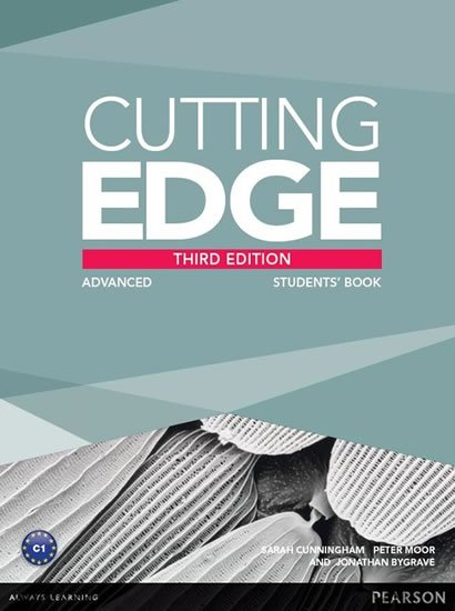 Cunningham Sarah: Cutting Edge 3rd Edition Advanced Students´ Book w/ DVD Pack