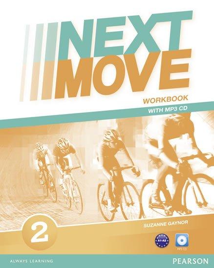 Gaynor Suzanne: Next Move 2 Workbook w/ MP3 Audio Pack