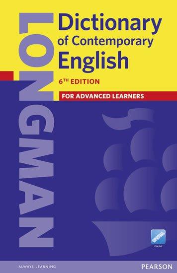 neuveden: Longman Dictionary of Contemporary English 6 Paper & Online