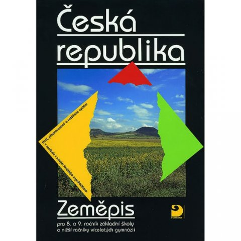 Holeček Jiří: Zeměpis pro 8. a 9. r. ZŠ – Česká republika, učebnice
