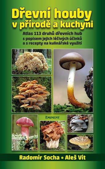 Socha Radomír, Vít Aleš: Dřevní houby v přírodě a kuchyni