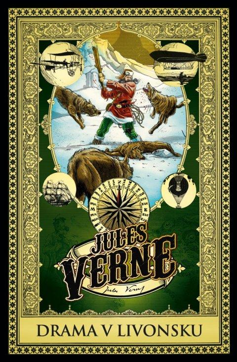 Verne Jules: Drama v Livonsku