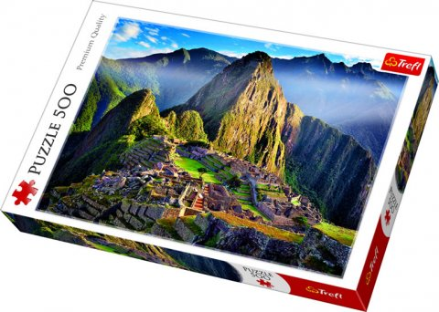 neuveden: Machu Picchu: Puzzle 500 dílků