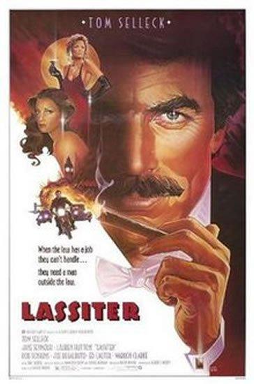 neuveden: Lassiter - DVD