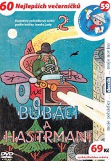 Lada Josef: Bubáci a hastrmani 2. - DVD