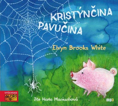 White E. B.: Kristýnčina pavučina - CDmp3 (Čte Hana Maciuchová)