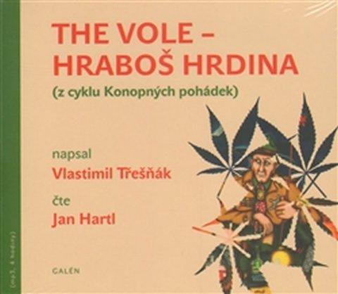 Třešňák Vlastimil: The Vole - Hraboš hrdina - CD