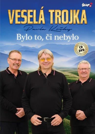 neuveden: Veselá Trojka-Bylo to či nebylo-CD+DVD