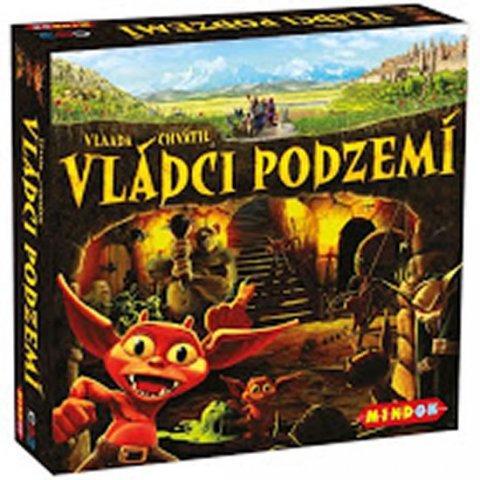 Chvátil Vlaada: Vládci podzemí: Strategická desková hra