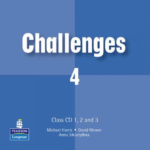 Harris Michael: Challenges Class CD 4 1-4