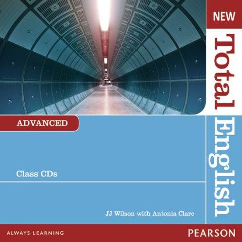 Clare Antonia: New Total English Advanced Class Audio CD