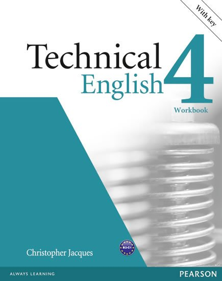 Jacques Christopher: Technical English 4 Workbook w/ Audio CD Pack (w/ key)
