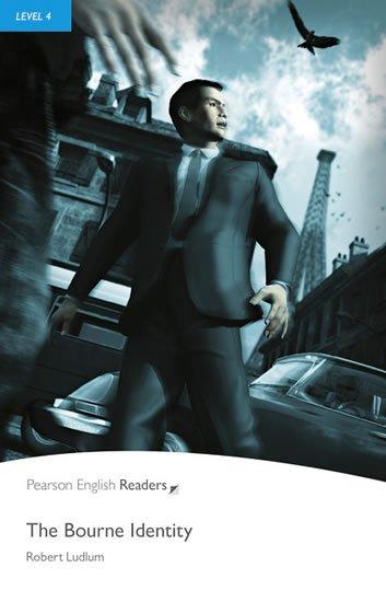 Ludlum Robert: PER | Level 4: The Bourne Identity Bk/MP3 Pack