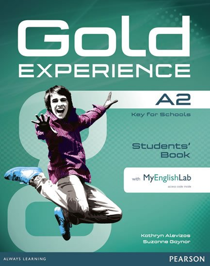 Alevizos Kathryn: Gold Experience A2 Students´ Book w/ DVD-ROM & MyEnglishLab Pack