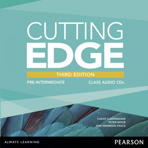 Cunningham Sarah: Cutting Edge 3rd Edition Pre-Intermediate Class CD