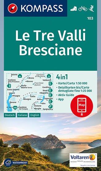 neuveden: Le Tre Valli Bresciane 103 NKOM