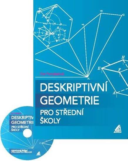 Pomykalová Eva: Deskriptivní geometrie pro střední školy (kniha s CD)