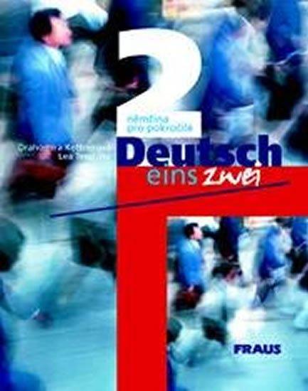 neuveden: Deutsch eins, zwei 2 - učebnice