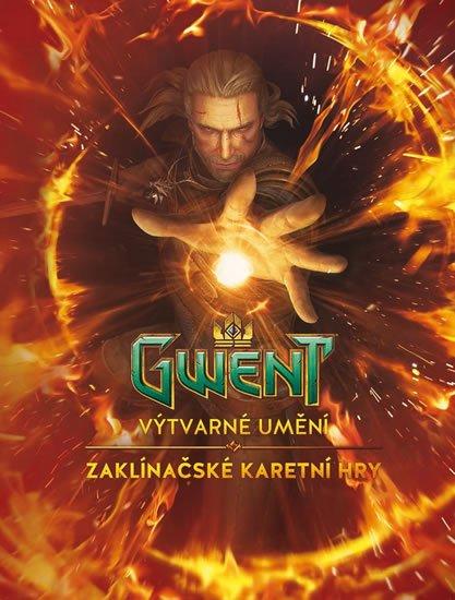 neuveden: Gwent - výtvarné umění - Zaklínačské karetní hry