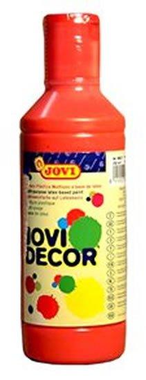 neuveden: JOVI Decor akrylová barva - červená 250 ml
