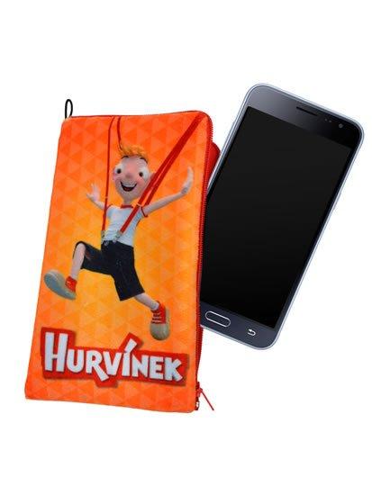 neuveden: Hurvínek obal mobil 5,5