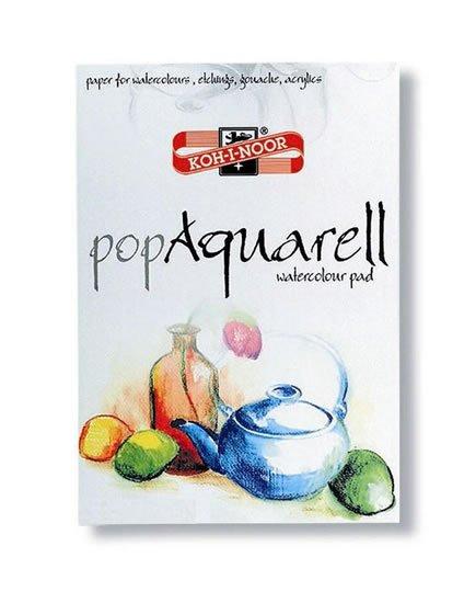 neuveden: Koh-i-noor skicák popAquarell A4/250g 10 listů