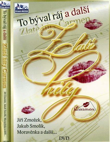neuveden: Zlaté hity Carmen - DVD
