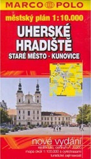 neuveden: Uherské Hradiště 1:10 000
