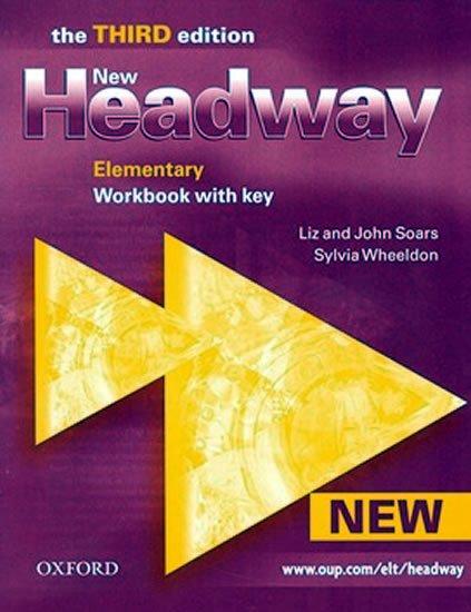 Soars John: New Headway Elementary Workbook with Key (3rd)