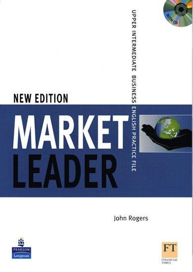 Rogers John: Market Leader New Edition Upper Intermediate Practice File w/ CD Pack