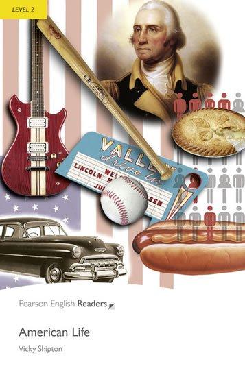 Shipton Vicky: PER | Level 2: American Life Bk/MP3 Pack