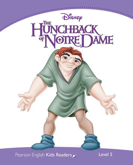 Potter Jocelyn: PEKR | Level 5: Disney Pixar The Hunchback of Notre Dame