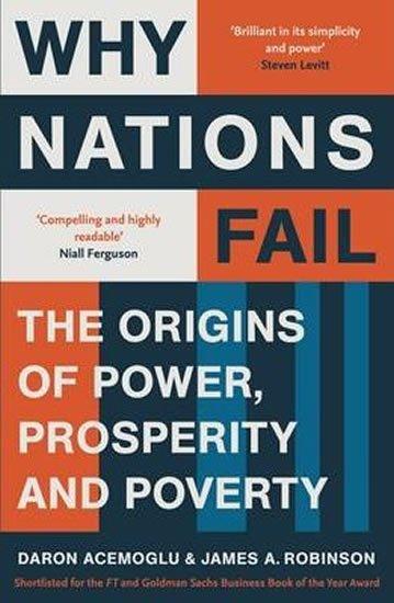Robinson a kolektiv James: Why Nations Fail