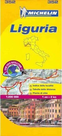 neuveden: Local Map - Ligurie