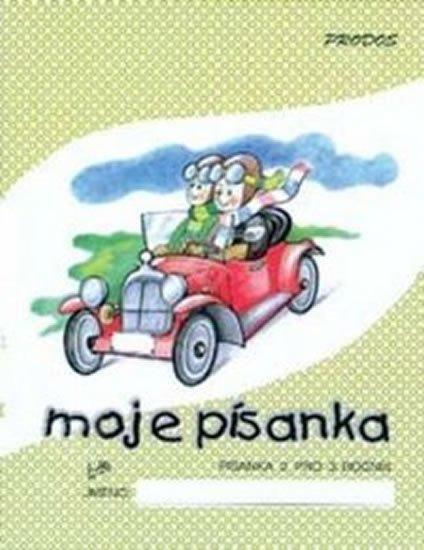 Mikulenková Hana: Moje písanka 2 - pro 3.ročník ZŠ