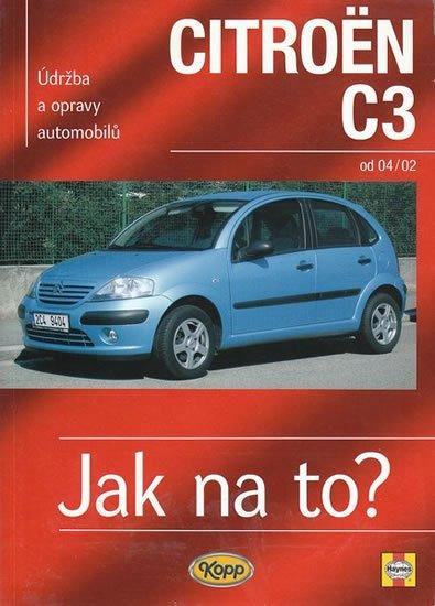 Mead John S.: Citroën C3 od 2002 - Jak na to? - 93.