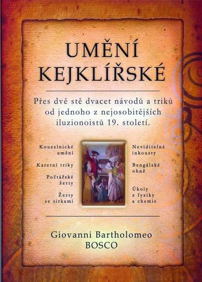 Bartholomeo Giovanni: Umění kejklířské