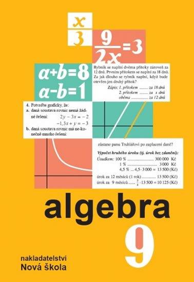 Rosecká Zdena: Algebra 9, učebnice