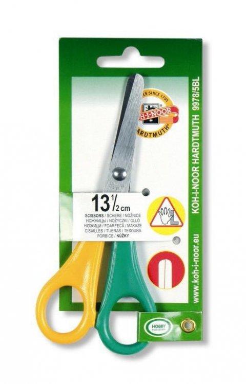 neuveden: Koh-i-noor nůžky dětské pro leváky 13,5 cm