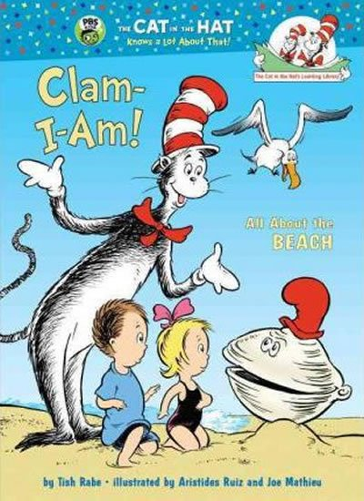 Rabe Tish: Clam-I-Am! All About the Beach