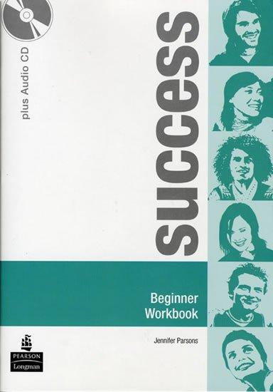 Parsons Jenny: Success Beginner Workbook w/ CD Pack