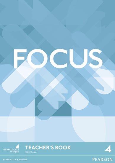 Tkacz Arek: Focus 4 Teacher´s Book with MultiROM Pack