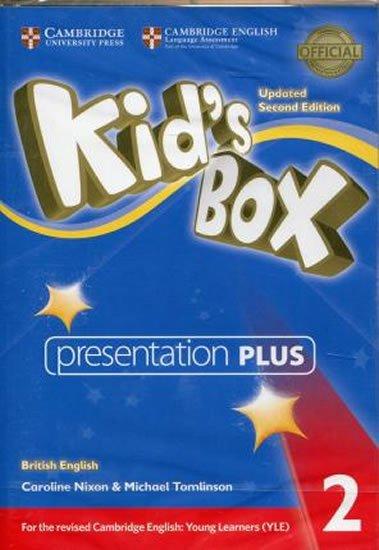 Nixon Caroline: Kid´s Box 2 Presentation Plus DVD-ROM British English,2nd Edition