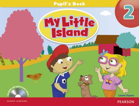 Dyson Leone: My Little Island 2 Students´ Book w/ CD-ROM Pack